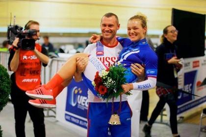 Сборная России заняла третье место на чемпионате Европы по велоспорту на треке