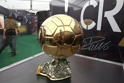 ФИФА назвала 23 претендента на «Золотой мяч»
