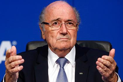 В ФИФА предложили ограничить возраст президента 74 годами