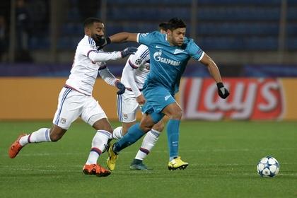 «Зенит» впервые в истории выиграл три стартовых матча в группе Лиги чемпионов