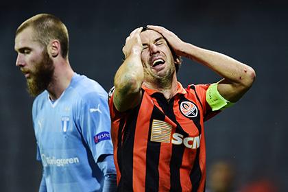 У капитана «Шахтера» возникли проблемы со зрением после матча Лиги чемпионов