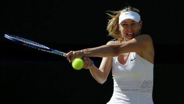Шарапова сыграет в группе с Халеп и Пеннеттой на итоговом турнире WTA