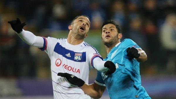 Футболист «Зенита» Халк признан лучшим игроком недели в Лиге чемпионов