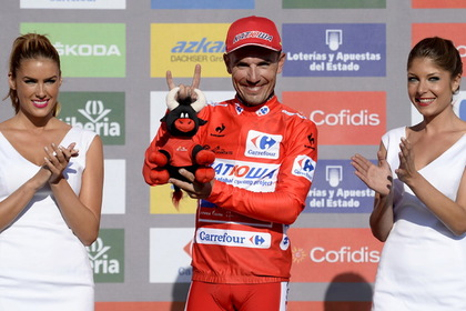 Велокоманда «Катюша» стала второй в Мировом туре по итогам сезона