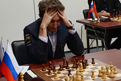 Сергей Карякин выиграл Кубок мира по шахматам