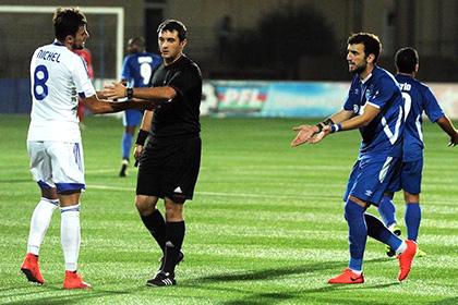 Игрок «Карабаха» специально промахнулся с ошибочно назначенного пенальти