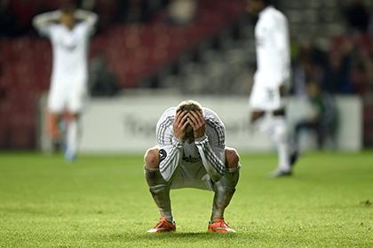 У трети профессиональных футболистов выявили проблемы с психикой