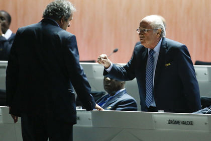 Блаттер оспорил отстранение от исполнения обязанностей главы ФИФА