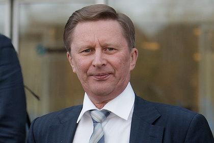 Иванов заявил о необходимости выкупа контракта Слуцкого