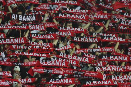 УЕФА назвал условие исключения Албании из числа участников Евро-2016