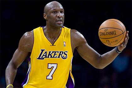 В крови впавшего в кому чемпиона НБА нашли кокаин и виагру