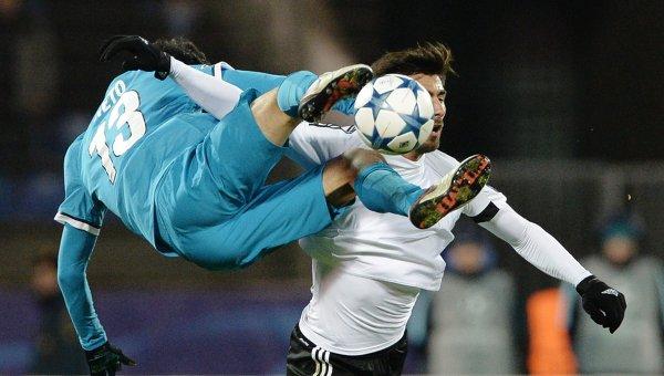 «Зенит» вышел в плей-офф ЛЧ с 1-го места, эффектно обыграв «Валенсию»