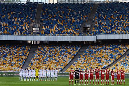 УЕФА наказал киевское «Динамо» двумя матчами без зрителей