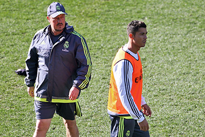 «Реал» выразил готовность продать Роналду