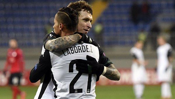 ФК «Краснодар» со второй попытки взял планку плей-офф Лиги Европы