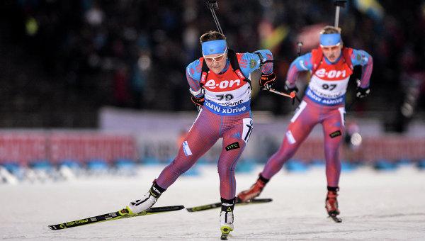 Российские биатлонистки не без ошибок стартовали в личных гонках на КМ