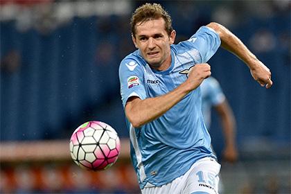 Футболист «Лацио» лишился фаланги пальца на тренировке