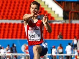 Смолянин стал лучшим в тройном прыжке на всероссийских соревнованиях