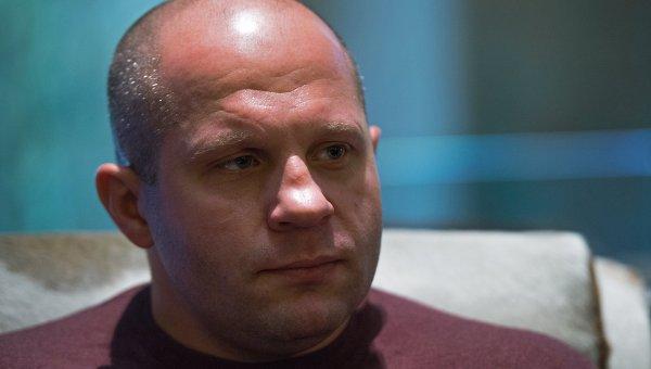 Федор Емельяненко заявил, что не вел переговоров о продолжении карьеры