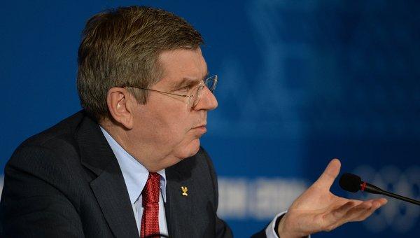 МОК информировали о прогрессе в антидопинговом диалоге с Россией