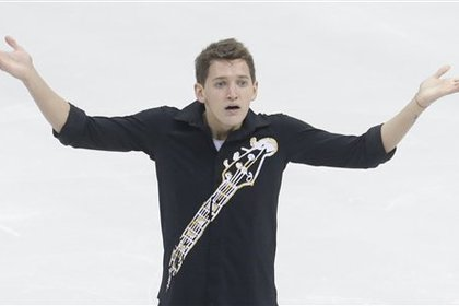 Фигурист Ковтун стал бронзовым призером чемпионата Европы