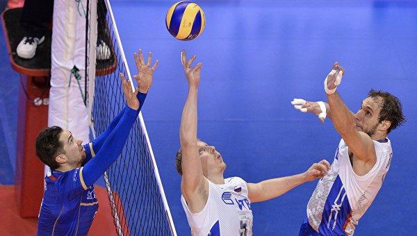 Волейболисты сборной России могут выступить на Олимпийских играх в Рио