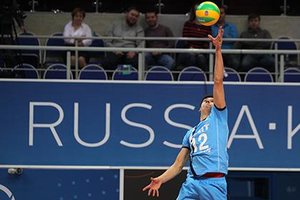 Букмекеры заподозрили российских волейболистов в организации договорного матча