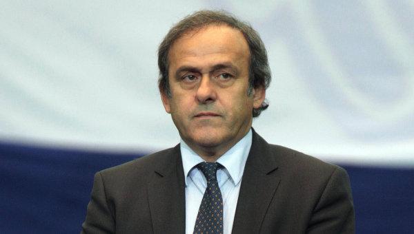 СМИ: Платини подал апелляцию в ФИФА на решение о дисквалификации