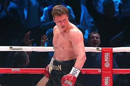 Поветкин получил премию WBC «Возвращение года»