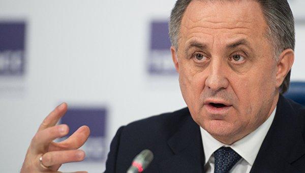 Мутко: дело с допингом доводят до абсурда, обвиняя президента России