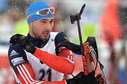 Шипулин завоевал бронзовую медаль на этапе Кубка мира