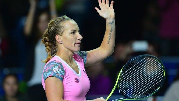 Светлана Кузнецова стала победительницей теннисного турнира в Сиднее