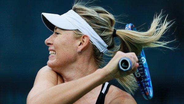 Мария Шарапова стартует на Australian Open матчем с японкой Хибино