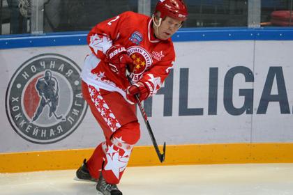 Звезды российского хоккея приняли участие в благотворительном матче