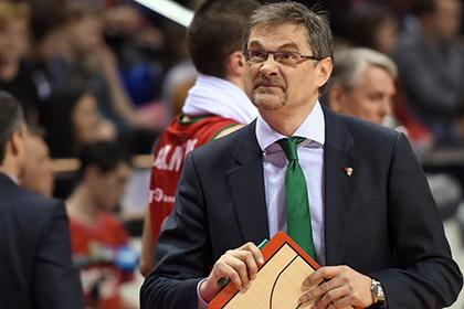 СМИ назвали имя нового тренера сборной России по баскетболу
