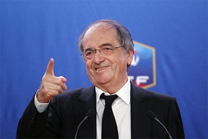 Президент Федерации футбола Франции назвал Бензема ослом