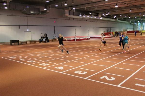 В Смоленске проходит первенство ЦФО по легкой атлетике