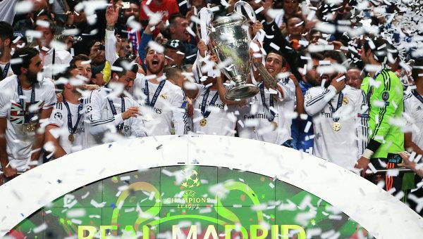 «Реал» в 11-й раз подряд стал самым доходным футбольным клубом мира