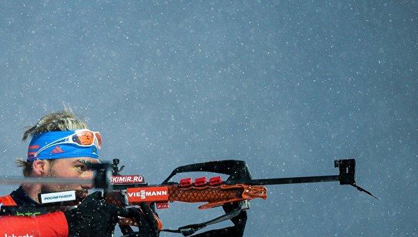 Этап в Антерсельве закроет серию январских стартов КМ по биатлону