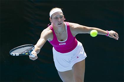Чешская теннисистка установила рекорд по количеству эйсов за матч