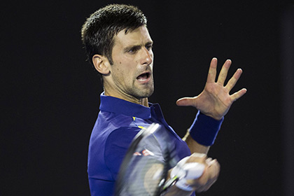 Джокович опроверг информацию о сдаче матча на турнире в Париже