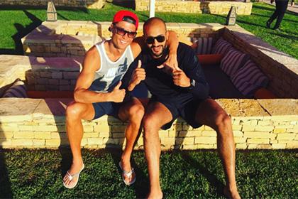 «Реал» запретил Роналду регулярные визиты к другу в Марокко