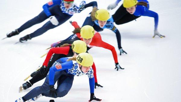 Крос: сборная России показала хороший результат на ЧЕ по шорт-треку