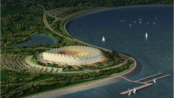 Галицкий: стоимость новой арены ФК «Краснодар» превысит 20 млрд рублей