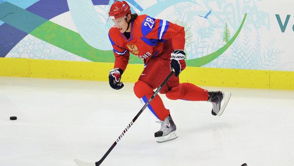 Александр Семин вызван в сборную России по хоккею на матчи Евротура