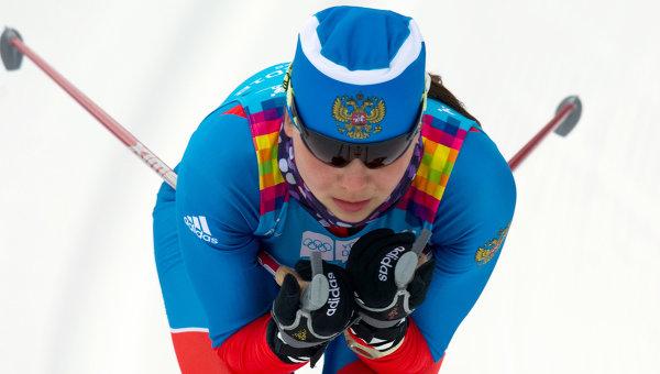Лыжница Якунина завоевала золото на юношеских Олимпийских играх