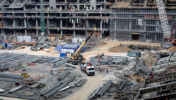 Собянин: реконструкция стадиона «Лужники» завершится раньше срока