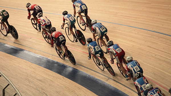 Назван состав сборной России на чемпионат мира по велоспорту на треке