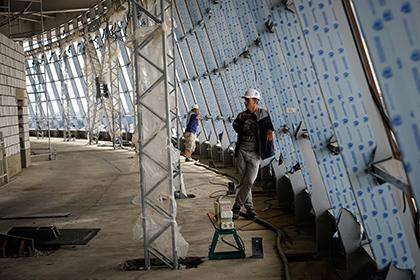Генподрядчик «Зенит-Арены» попросил увеличить смету на 435 миллионов рублей