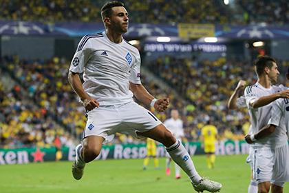 Федерация футбола Украины решила усилить сборную бразильцем
